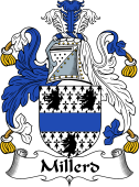 Irish Coat of Arms for Millerd