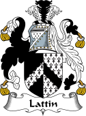 Irish Coat of Arms for Lattin