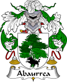 Spanish Coat of Arms for Abaurrea