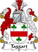Irish Coat of Arms for Taggart or ManEntaggart