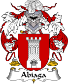 Spanish Coat of Arms for Abiaga