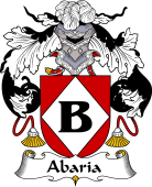 Spanish Coat of Arms for Abaria