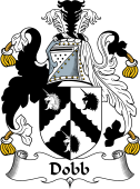 Irish Coat of Arms for Dobb