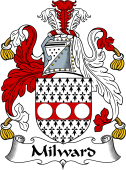 Irish Coat of Arms for Milward