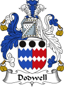 Irish Coat of Arms for Dodwell