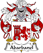 Spanish Coat of Arms for Abarbanel