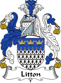 Irish Coat of Arms for Litton