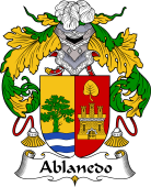 Spanish Coat of Arms for Ablanedo
