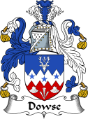 Irish Coat of Arms for Dowse or Douse