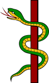 Rod of Esculapius