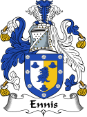 Irish Coat of Arms for Ennis
