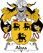 Spanish Coat of Arms for Aboa