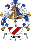German Coat of Arms for Metter