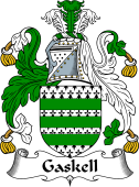 English Coat of Arms for Gaskell
