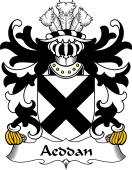 Welsh Coat of Arms for Aeddan (AP GWAITHFOED)