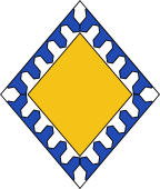 Bordure Vairy (Diamond or Lozenge)