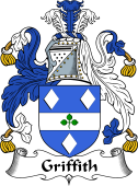 Irish Coat of Arms for Griffith