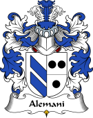 Polish Coat of Arms for Alemani