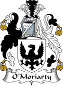 Irish Coat of Arms for O'Moriarty