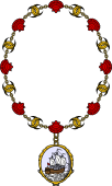 Double Crescent-Collar (France)