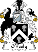 Irish Coat of Arms for O'Feely