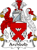 Irish Coat of Arms for Archbold