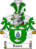 Dutch Coat of Arms for Baars