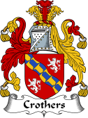 Irish Coat of Arms for Crothers