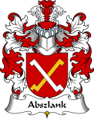 Polish Coat of Arms for Abszlank