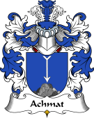 Polish Coat of Arms for Achmat