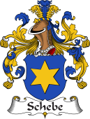 German Coat of Arms for Schebe