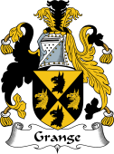 English Coat of Arms for Grange