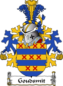 Dutch Coat of Arms for Goudsmit.wmf
