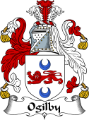 Irish Coat of Arms for Ogilby