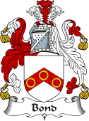 Irish Coat of Arms for Bond