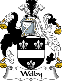 English Coat of Arms for Welby