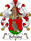 German Coat of Arms for Schäde