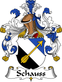 German Coat of Arms for Schauss