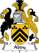 English Coat of Arms for Abdy