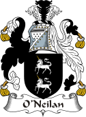 Irish Coat of Arms for O'Neilan or Neylan