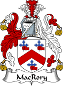 Irish Coat of Arms for MacRory