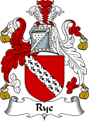 English Coat of Arms for Rye