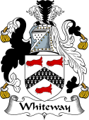 English Coat of Arms for Whiteway