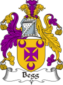 Irish Coat of Arms for Begg