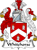 English Coat of Arms for Whitehorse