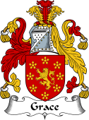 English Coat of Arms for Grace