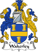 English Coat of Arms for Wakerley