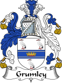 Irish Coat of Arms for Grumley