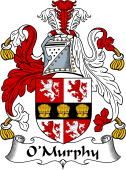 Irish Coat of Arms for O'Murphy