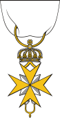 Golden Spur-Badge (Papal Order)